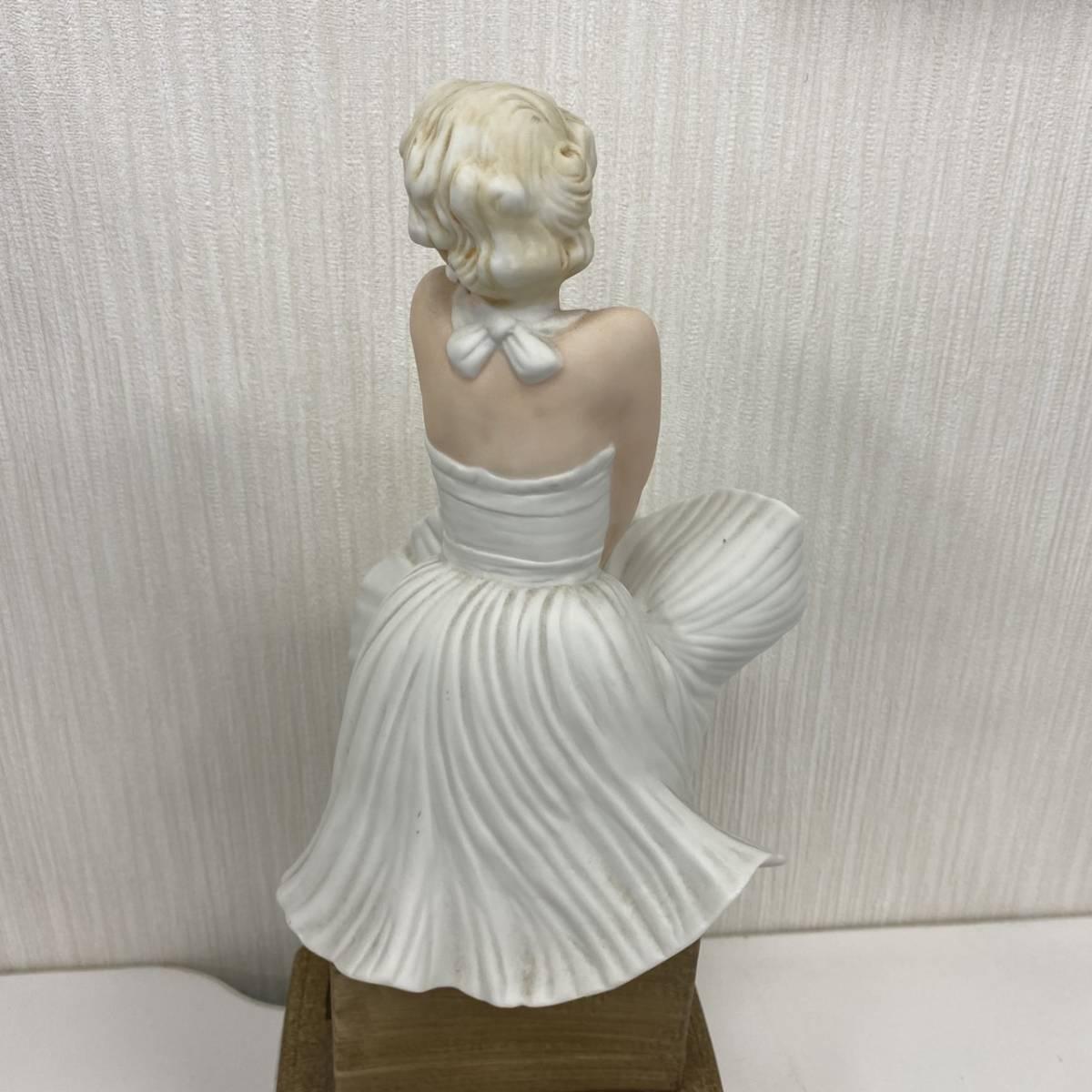 【空瓶】Fascinate Forever 7年目の浮気 マリリンモンロー ウイスキー 陶器_画像5
