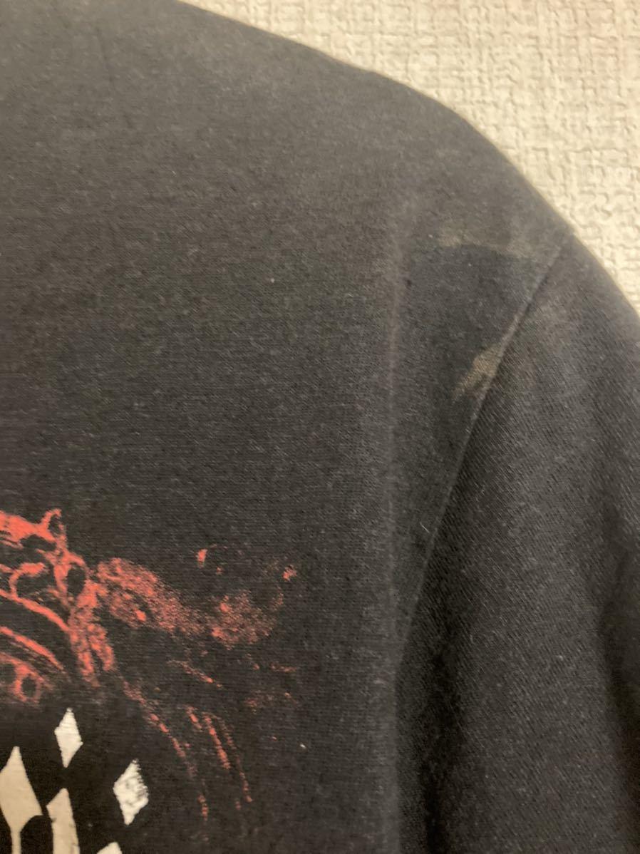 バンドTシャツ MOTLEY CLUE  SAINTS OF LOSANGELS