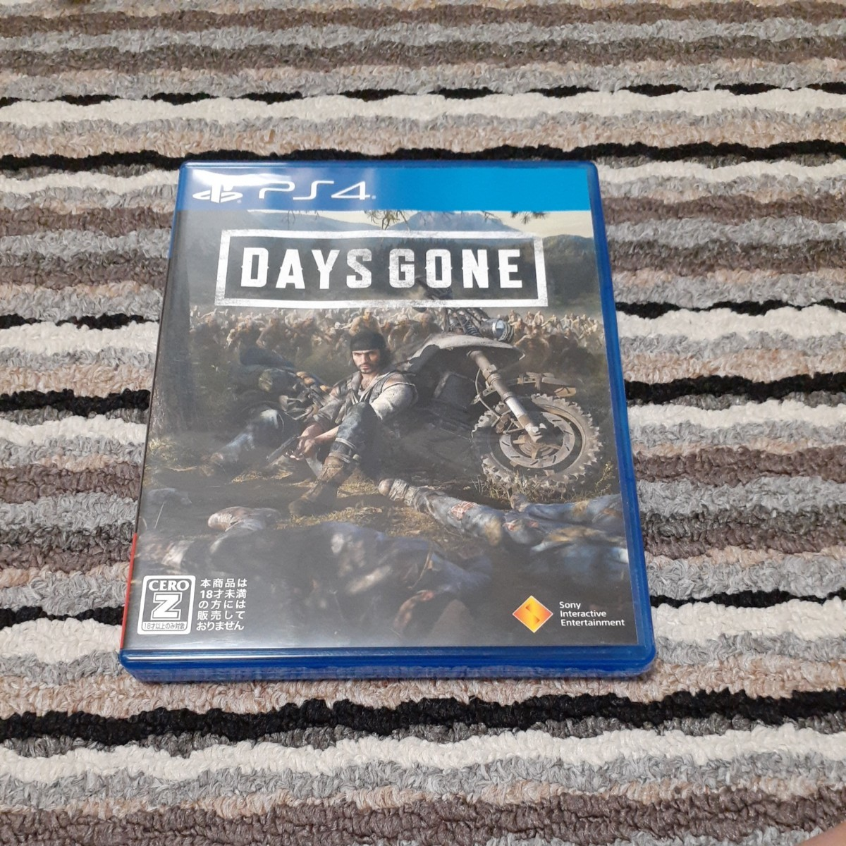 PS4 DAYS GONE PS4ソフト デイズ ゴーン