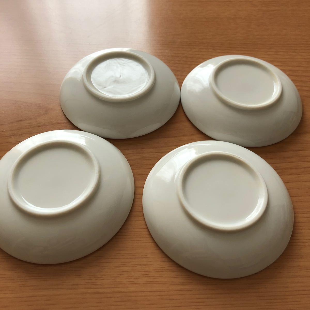 小皿4枚セット