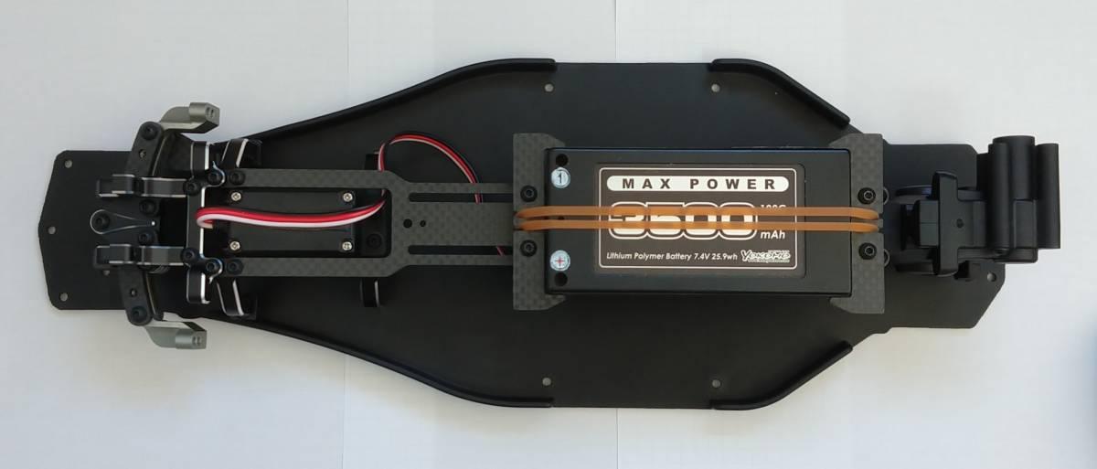 おみこしアッパーデッキ YD-2 YD-2S リヤモーターコンバージョン用 スライドラック専用 アッパーデッキ ノーマルホイールベース用