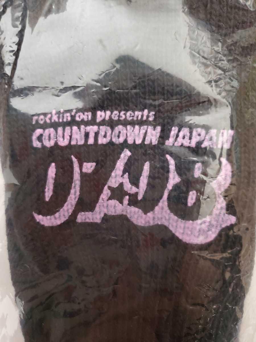 ★1/17まで期間限定値下げ★COUNTDOWN JAPAN 07/08 手袋 新品