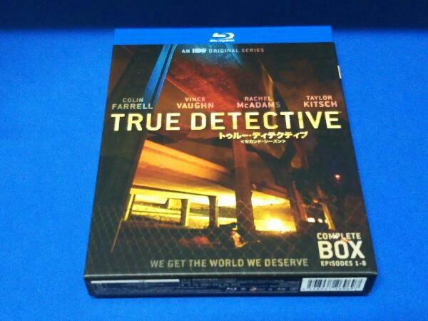 TRUE DETECTIVE/トゥルー・ディテクティブ <セカンド・シーズン> コンプリート・ボックス(Blu-ray Disc)_画像1