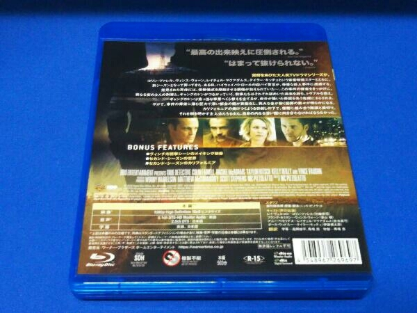 TRUE DETECTIVE/トゥルー・ディテクティブ <セカンド・シーズン> コンプリート・ボックス(Blu-ray Disc)_画像3