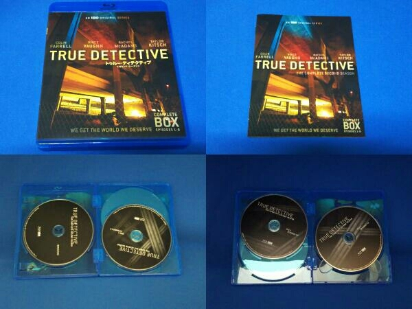 TRUE DETECTIVE/トゥルー・ディテクティブ <セカンド・シーズン> コンプリート・ボックス(Blu-ray Disc)_画像4
