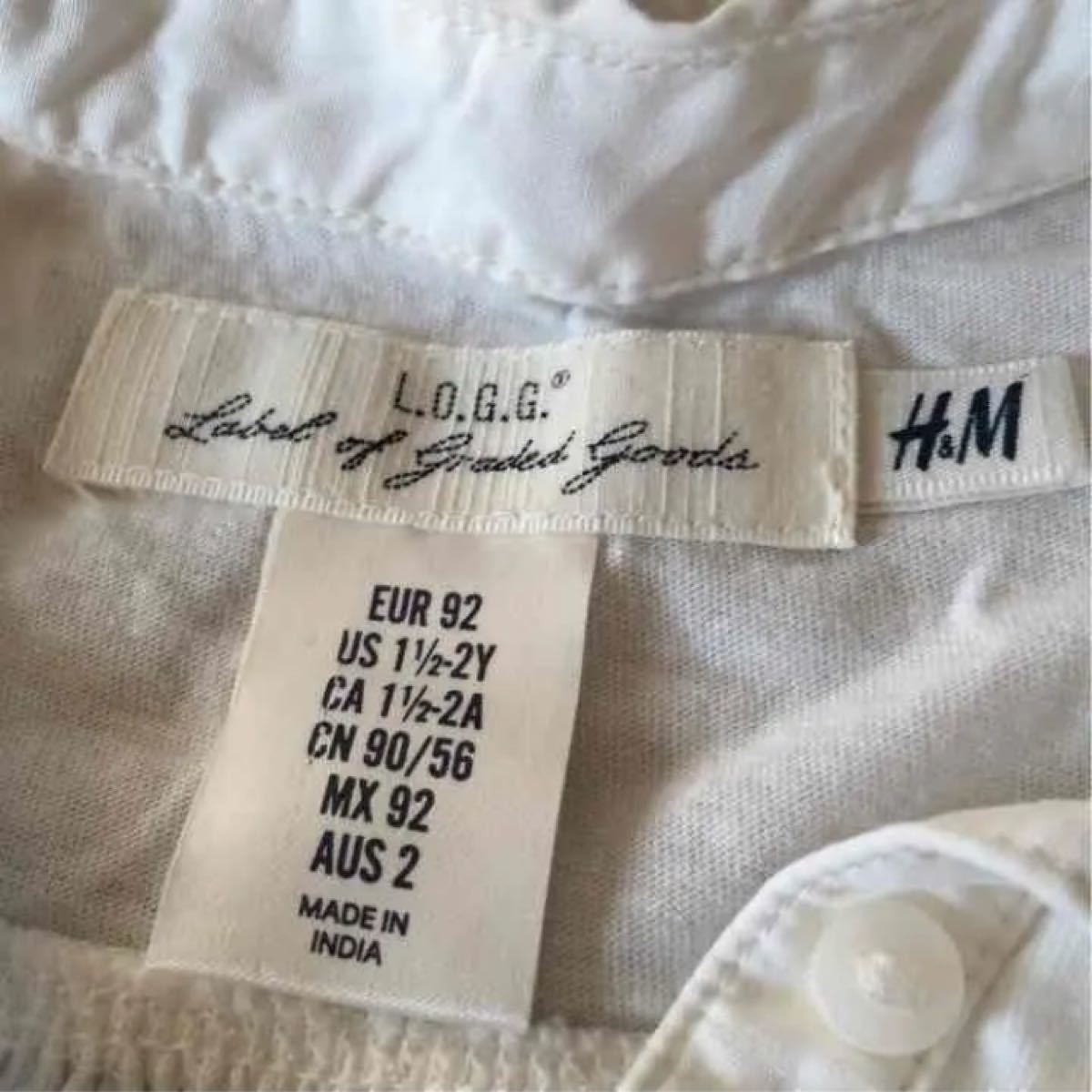 半袖シャツ   半袖Tシャツ  ポロシャツ  H&M