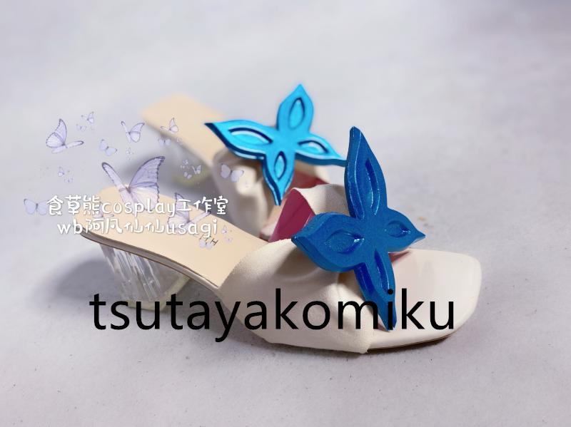 豪華版 グランブルーファンタジー ナルメア コスプレ衣装 水着 「靴 ウィッグ 別売り」 コスチュームcosplay_画像6