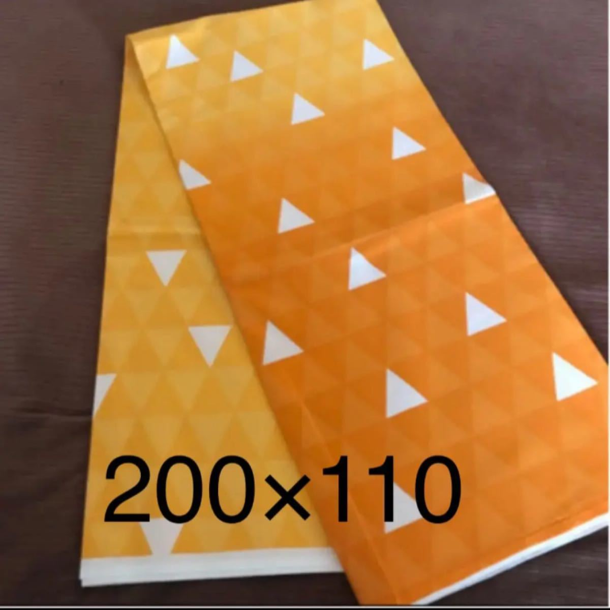 鬼滅の刃 布 生地(ブロード生地) 綿100%  約200×110