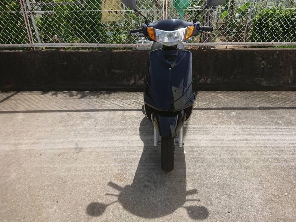 「ヤマハ JOG100 ブラック」の画像2