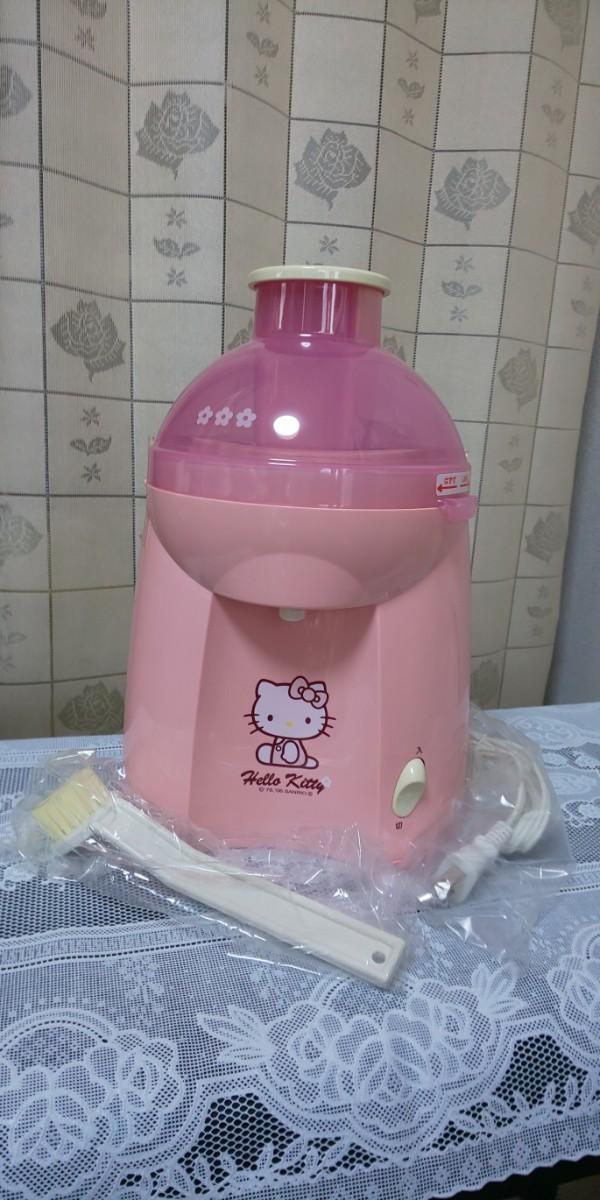 Hello Kittyコンパクトジューサー TWINBIRD