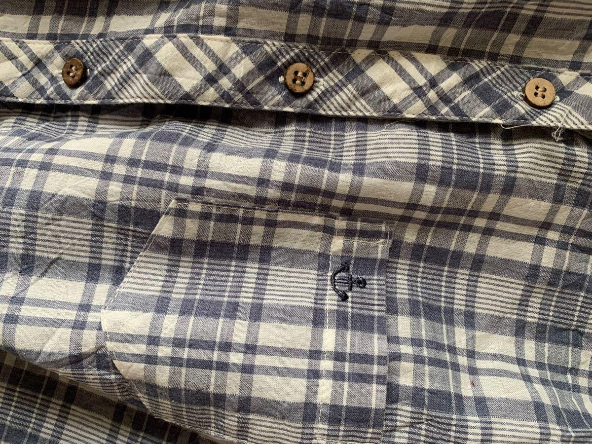 チェックシャツ Mサイズ