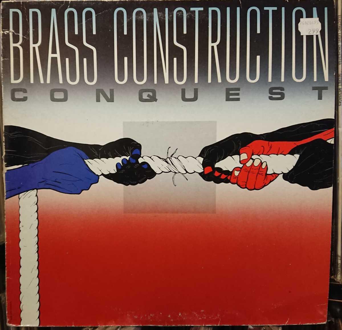 Brass Construction Conquest /LP EMI EJ 2403911/05R_画像1