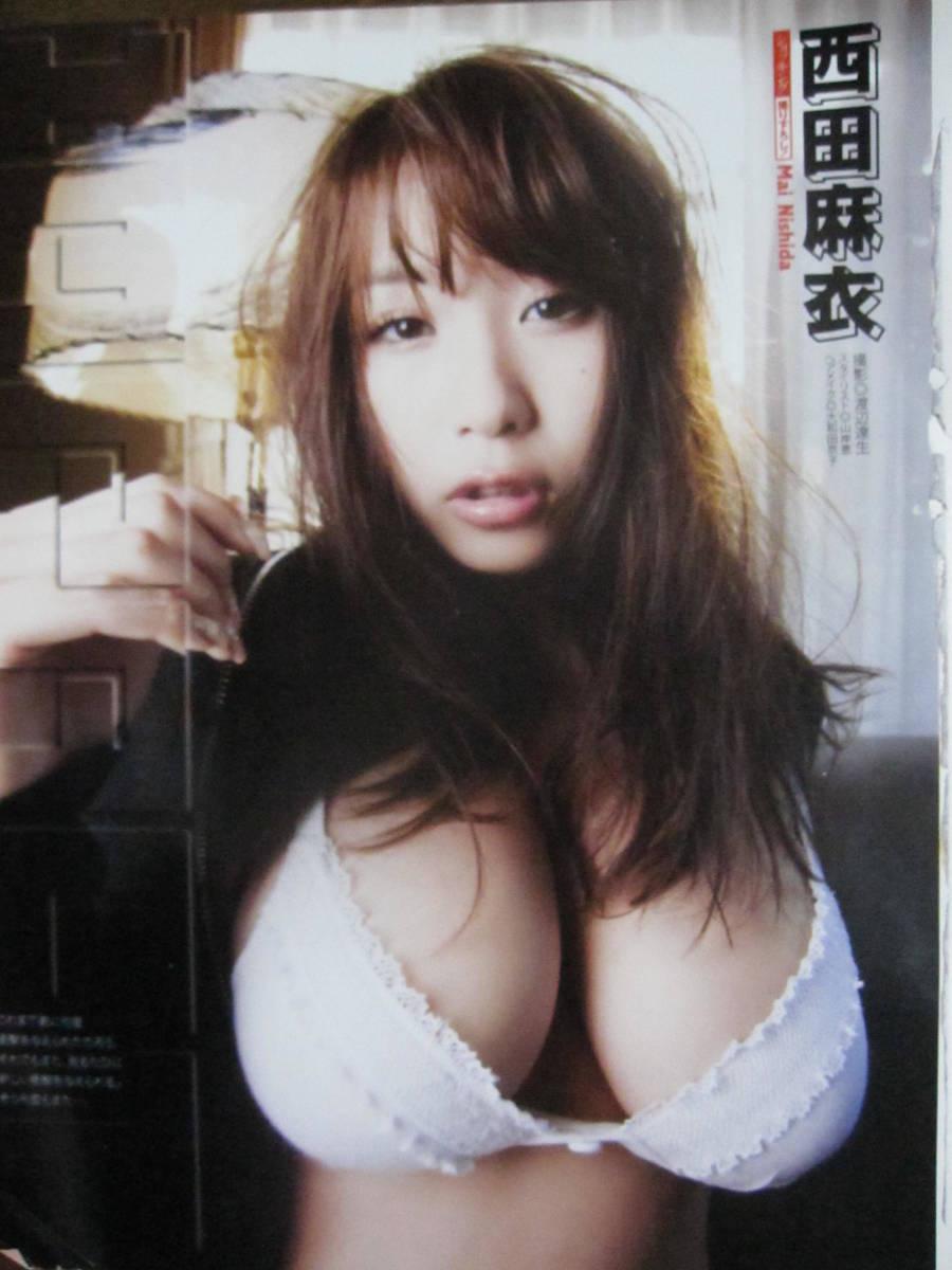切り抜き(389a-1)西田麻衣_画像7