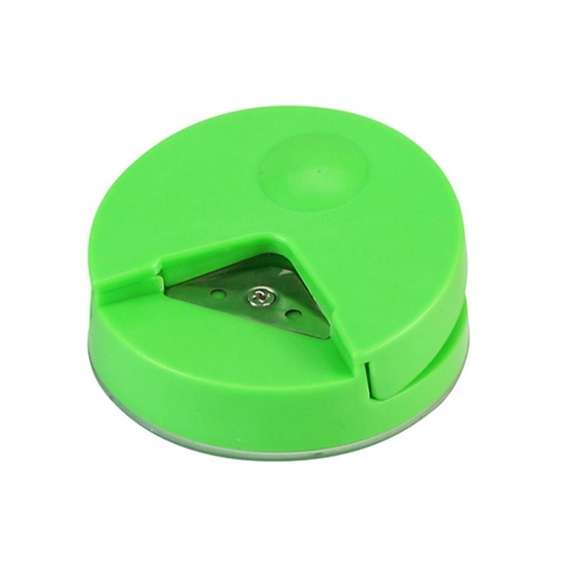 AQ094:DIY ミニ R4 カード 紙 カッティング コーナー マシン ラウンド パンチ ツール カッター スクラップ ブッキング エンボスダイ ツール_画像5