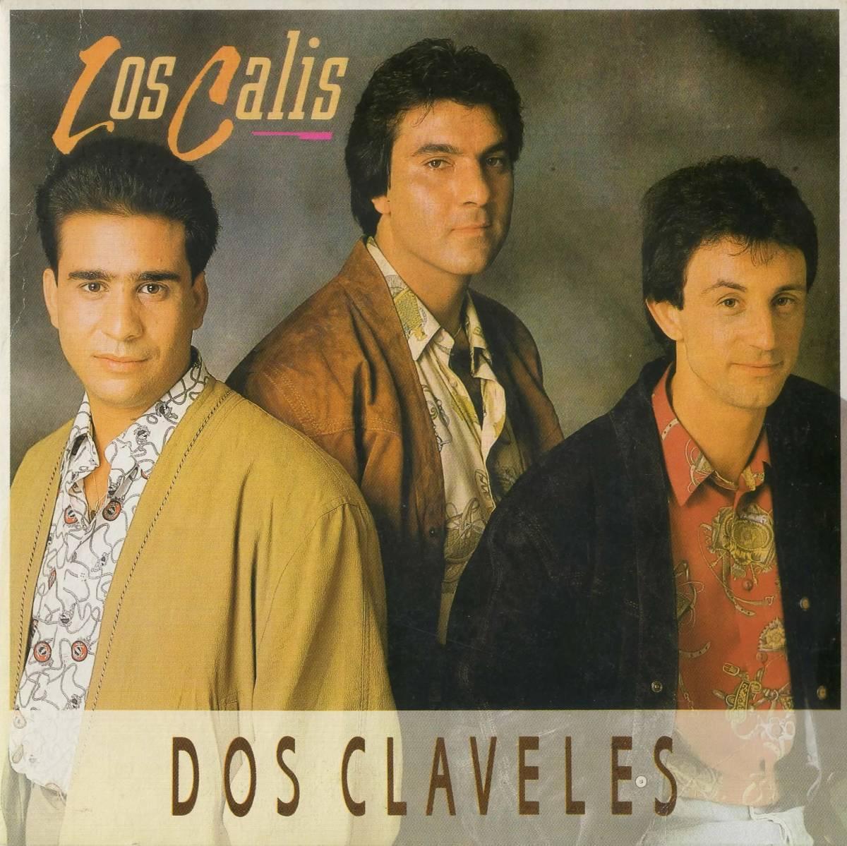 ♪試聴 7'♪Los Calis / Dos Claveles_画像1