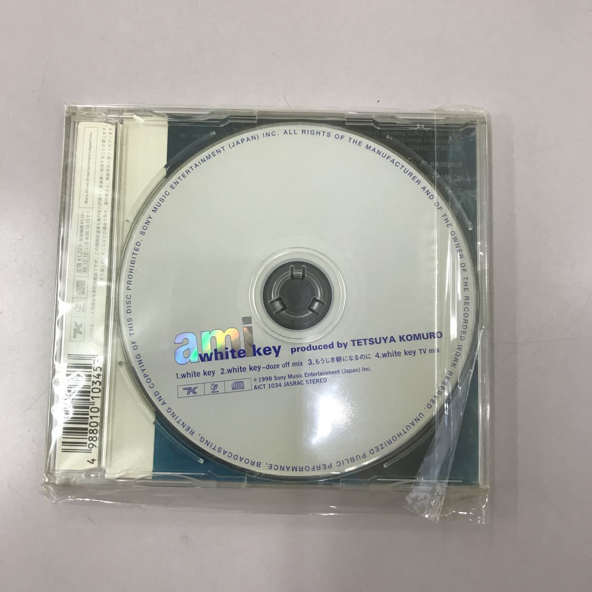 CD 中古☆【邦楽】鈴木あみ white key