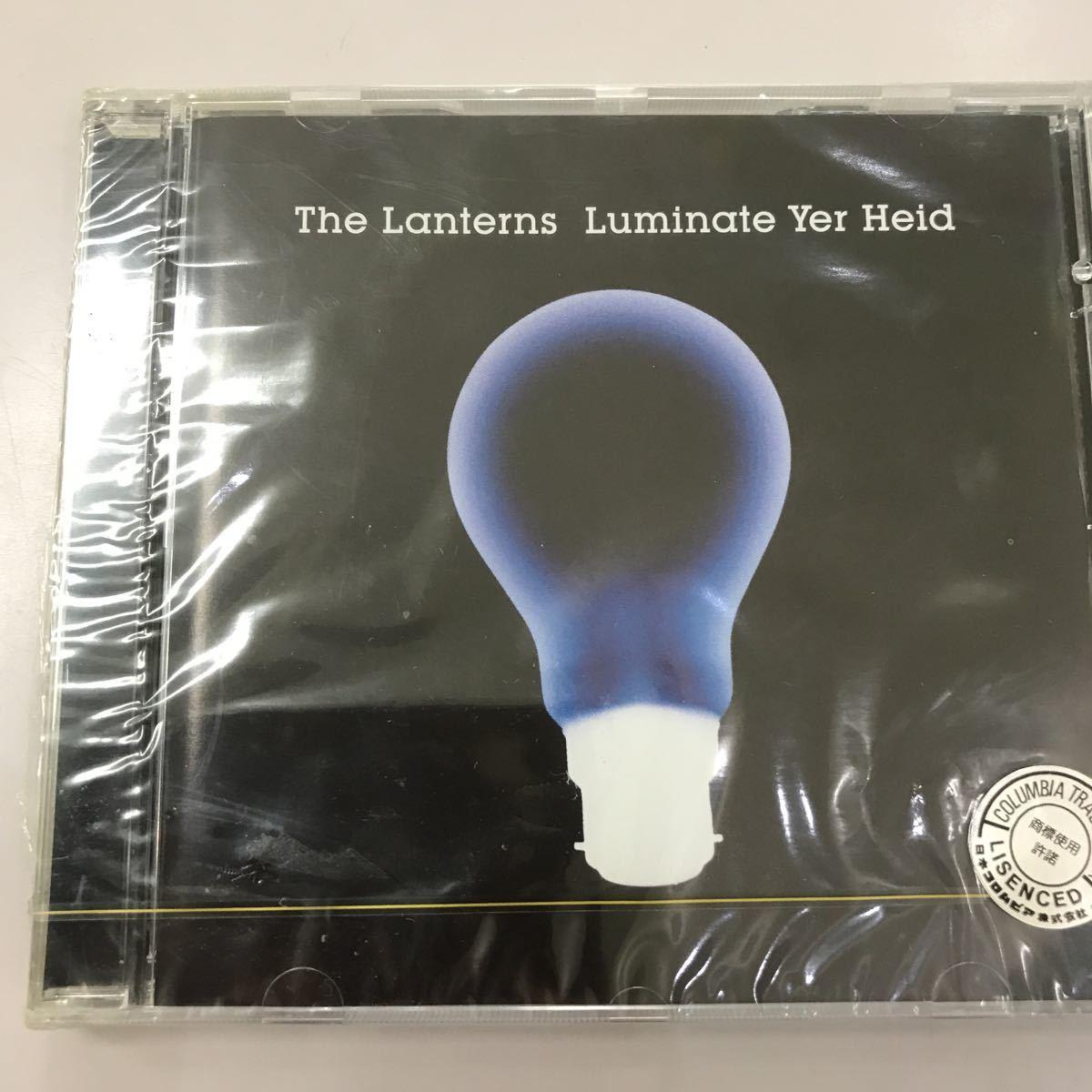 CD 未開封【洋楽】長期保存品 The Lanterns Luminate Yer Heid
