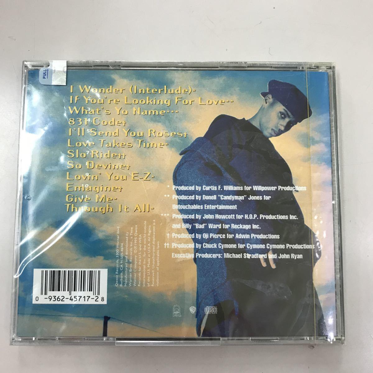 CD 未開封【洋楽】長期保存品 KENNETH MANGRAM