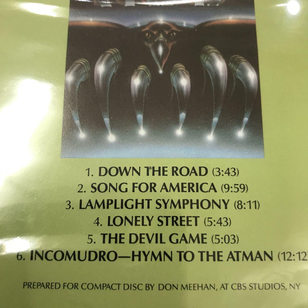 CD 未開封【洋楽】長期保存品 KANSAS
