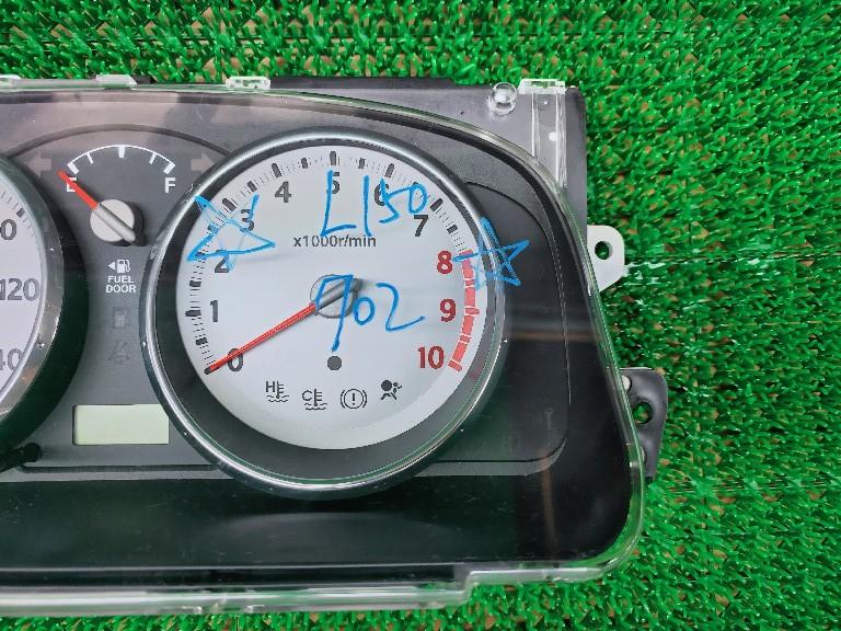 ムーブ カスタム L150S L152S L160S 純正 タコ付 速度計 スピードメーター パネル メーターパネル_画像2