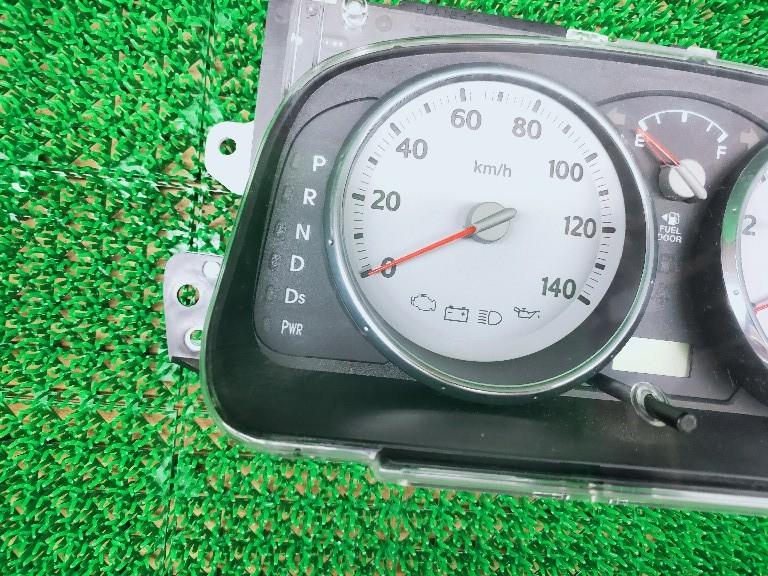 ムーブ カスタム L150S L152S L160S 純正 タコ付 速度計 スピードメーター パネル メーターパネル_画像3
