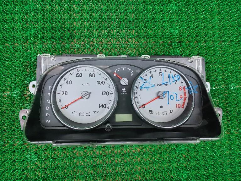ムーブ カスタム L150S L152S L160S 純正 タコ付 速度計 スピードメーター パネル メーターパネル_画像1