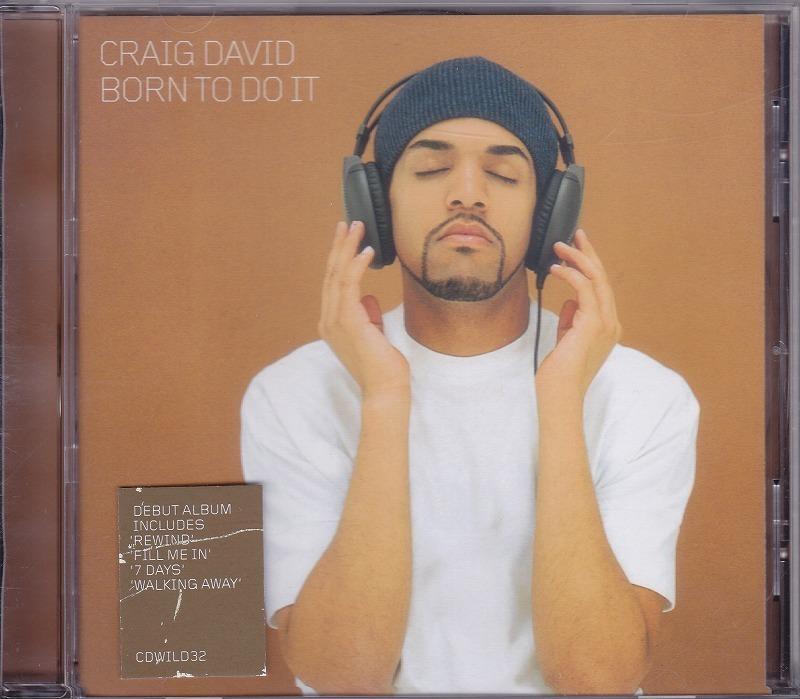 CRAIG DAVID / BORN TO DO IT /EU盤/中古CD!! 商品管理番号:44507_画像1