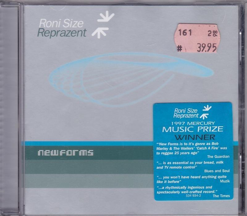 Roni Size / Reprazent / New Forms /EU盤/中古CD!! 商品管理番号:44494_画像1