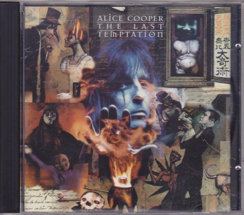 ALICE COOPER / THE LAST TEMPTATION /EU盤/中古CD!! 商品管理番号:44495_画像1