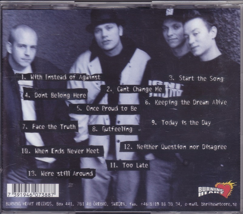 59 TIMES THE PAIN / Twenty Percent Of My Hand /EU盤/中古CD!! 商品管理番号:44508_画像2