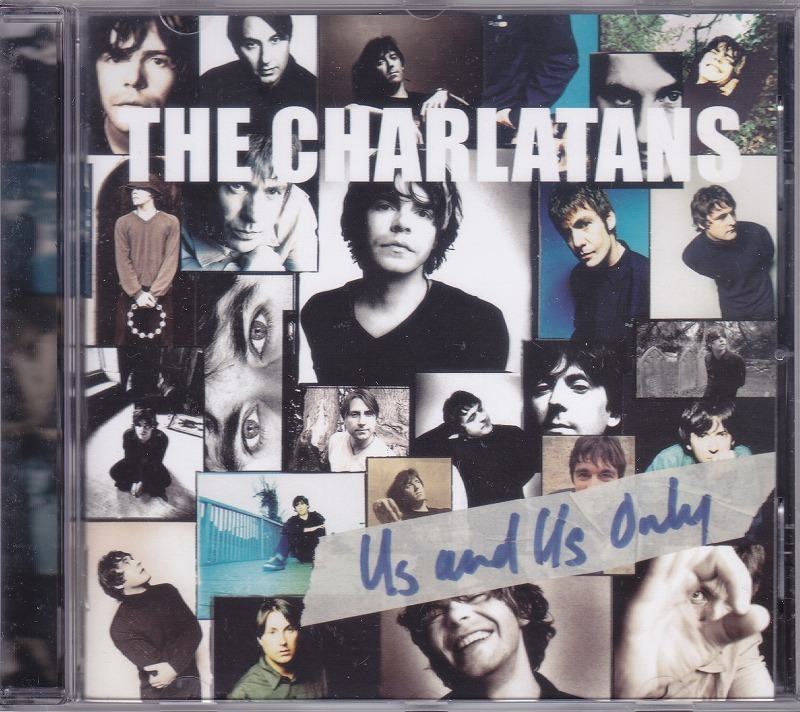 THE CHARLATANS / US AND US ONLY /EU盤/中古CD!! 商品管理番号:44521_画像1