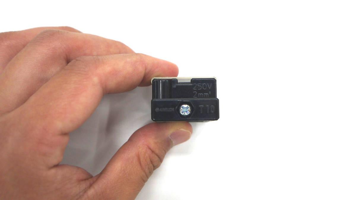 未使用品 春日電機 KASUGA (パトライト)  組端子台 T10 02 2極 20個+1個 合計21個 一式_画像3