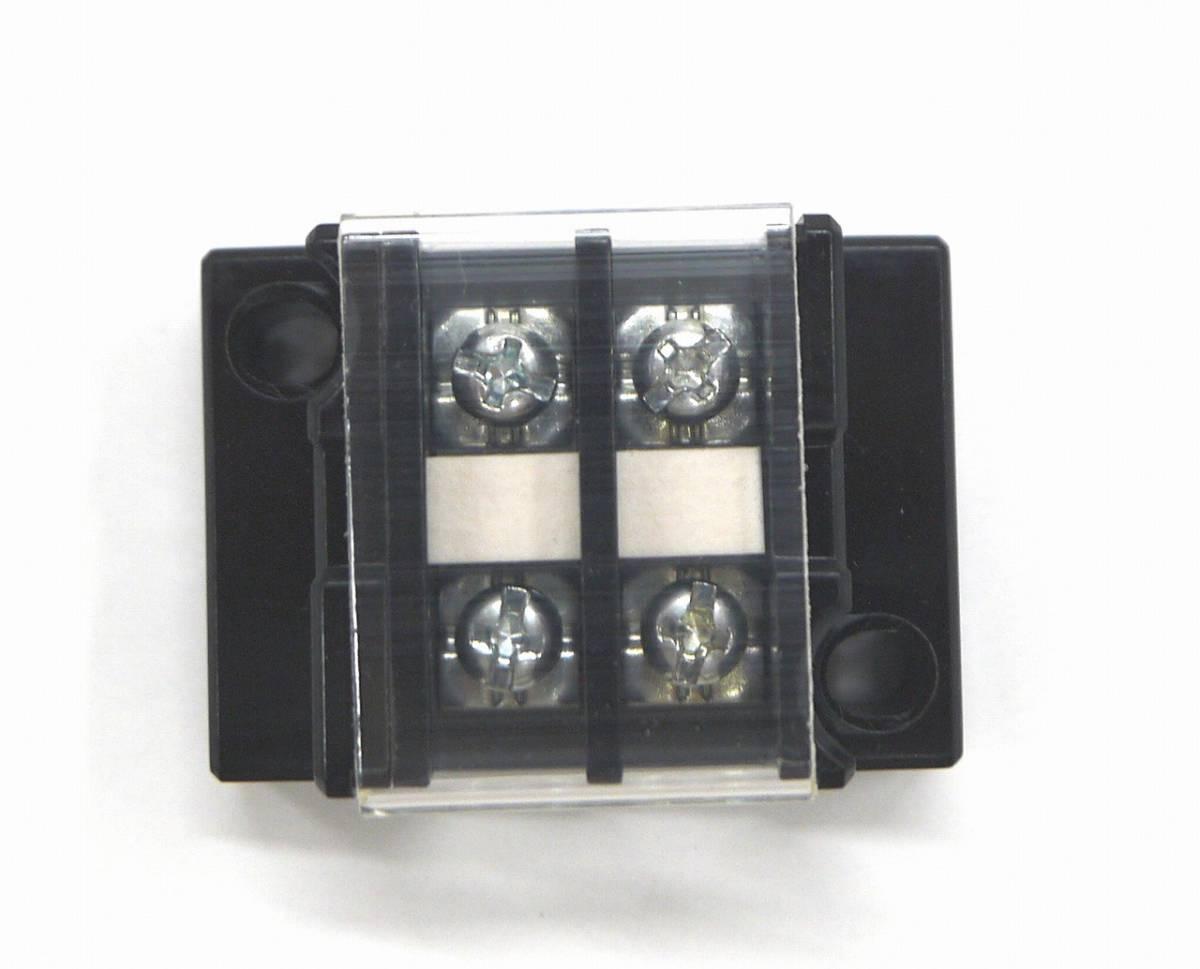 未使用品 春日電機 KASUGA (パトライト)  組端子台 T10 02 2極 20個+1個 合計21個 一式_画像4