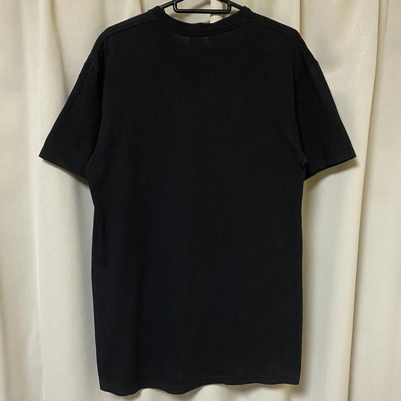 SLAYER スレイヤー スラッシュメタル ロック バンドTシャツ 00s Metal 黒ブラック M レア SEASONS IN THE ABYSS ビンテージ ホンジュラス製_画像9
