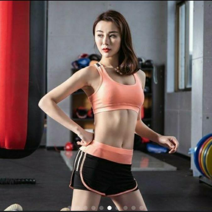 スリム速乾性カジュアルランニングスポーツウェア5ピースフィットネスヨガスーツ