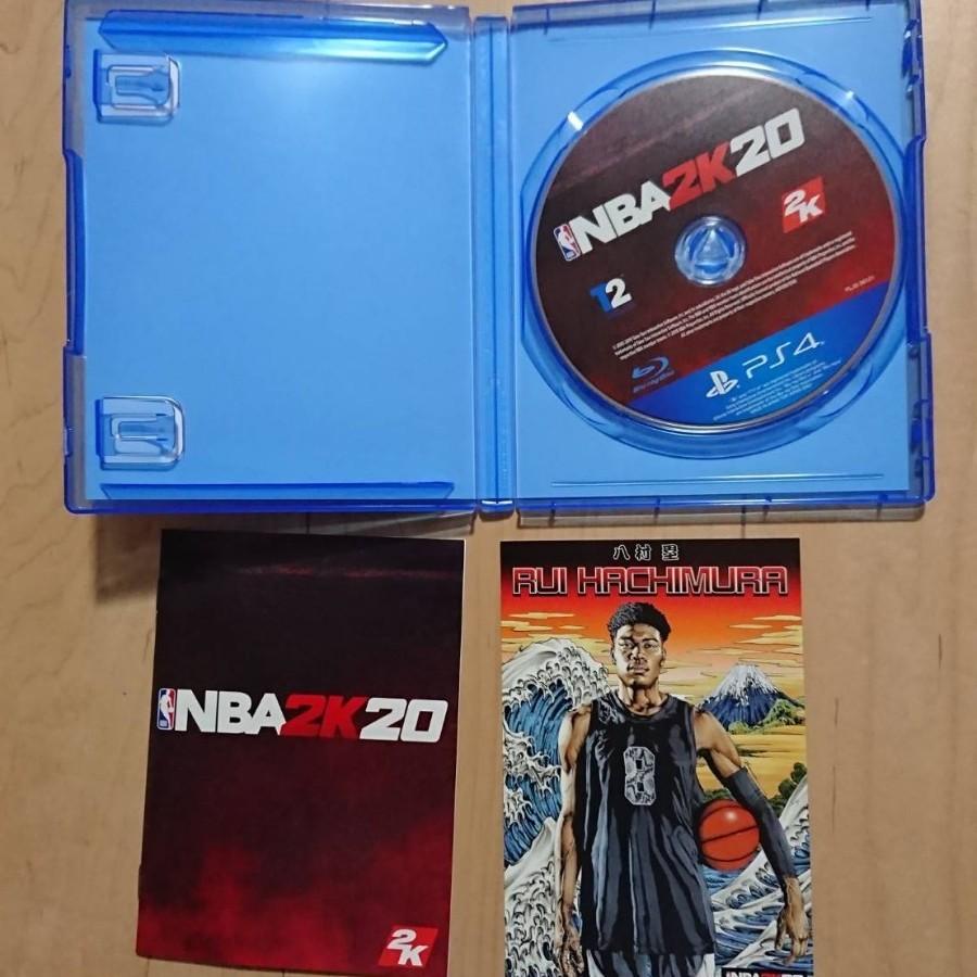 PS4 NBA2k20