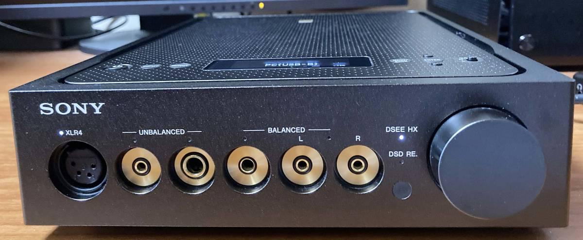 【美品】SONY DAC内蔵ヘッドホンアンプ TA-ZH1ES 【220V-240V仕様品】_画像1
