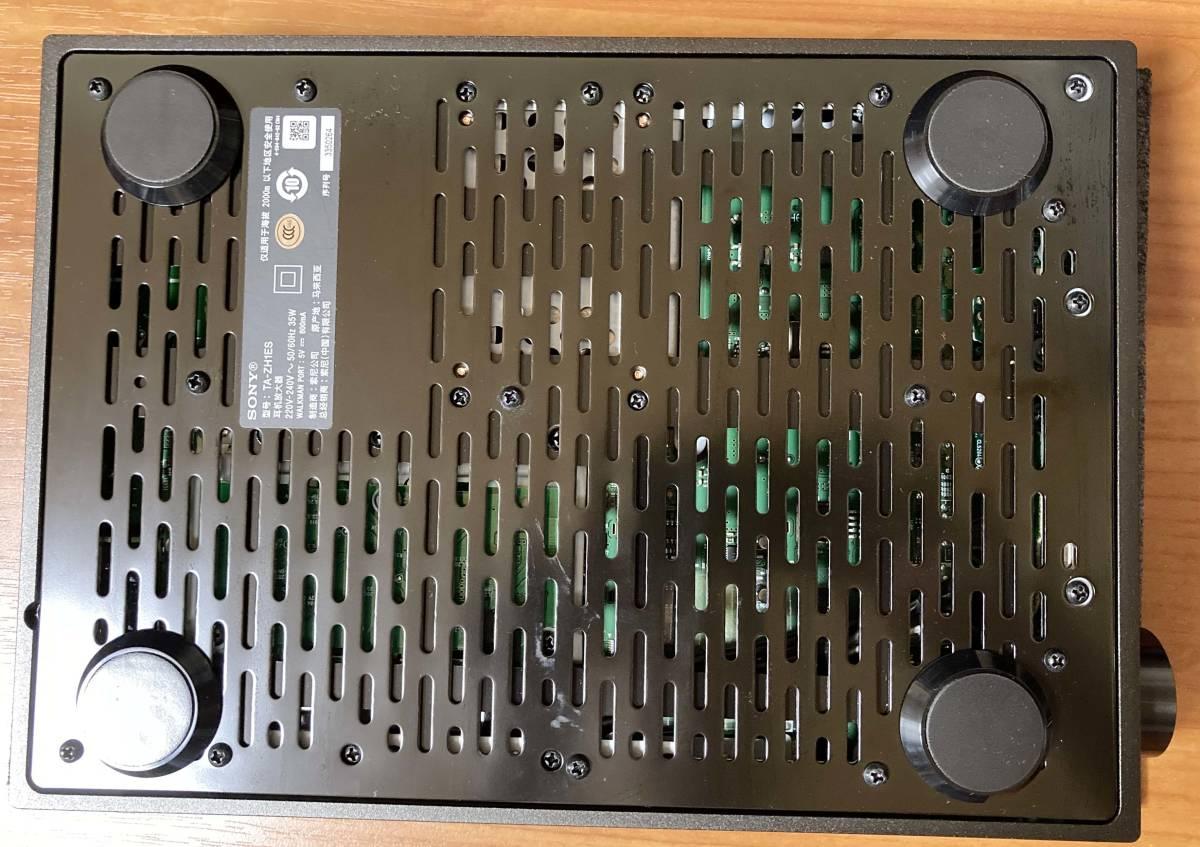 【美品】SONY DAC内蔵ヘッドホンアンプ TA-ZH1ES 【220V-240V仕様品】_画像7