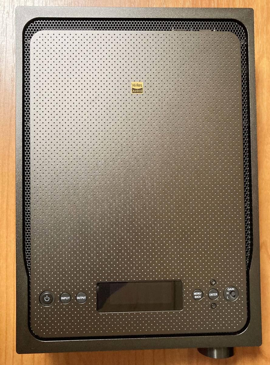 【美品】SONY DAC内蔵ヘッドホンアンプ TA-ZH1ES 【220V-240V仕様品】_画像6