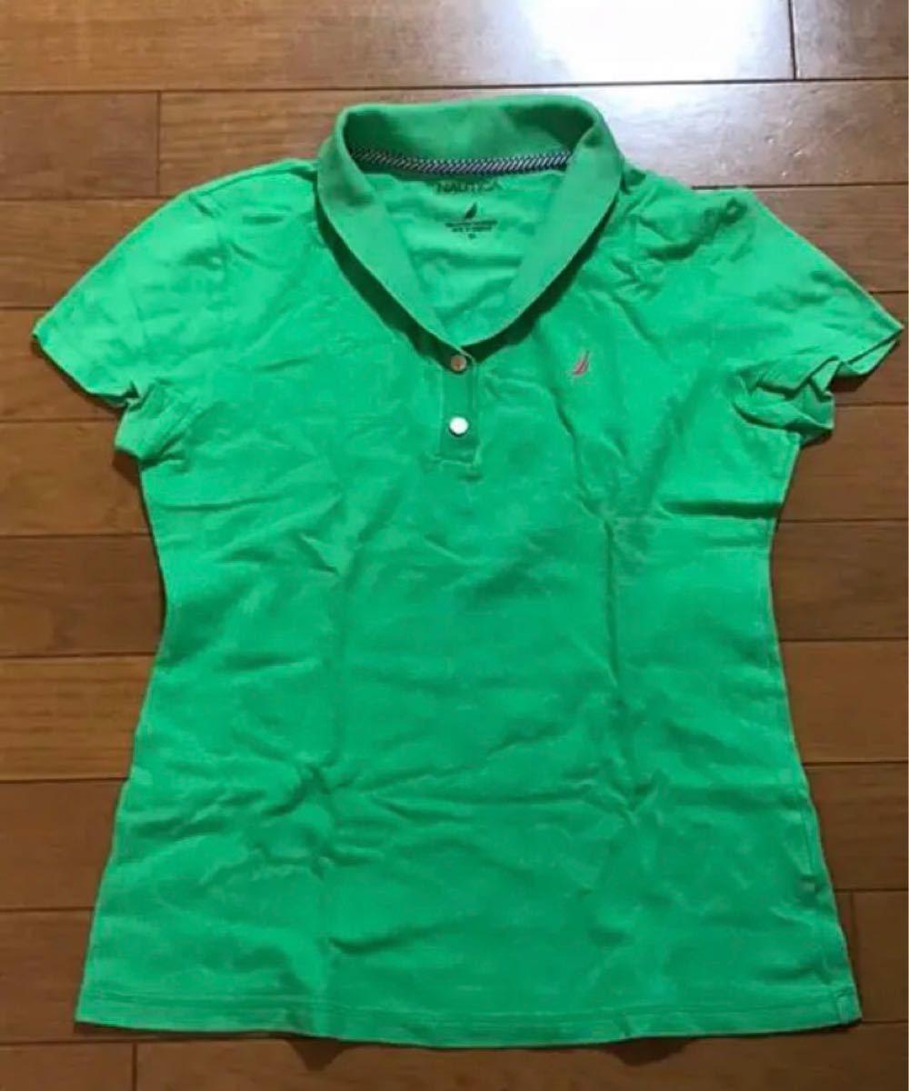 NAUTICA ポロシャツ レディース