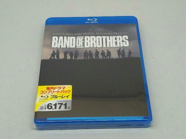 【未開封】BAND OF BROTHERS バンド・オブ・ブラザース コンプリート・ボックス(Blu-ray Disc)_画像1