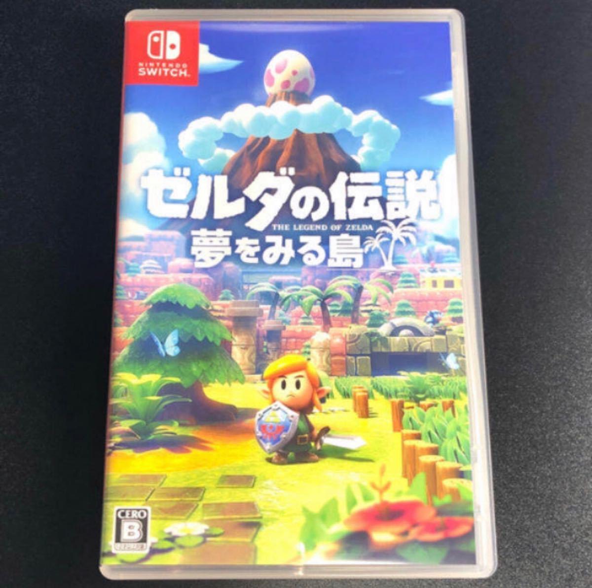 ゼルダの伝説 夢をみる島 Nintendo Switch ニンテンドースイッチ