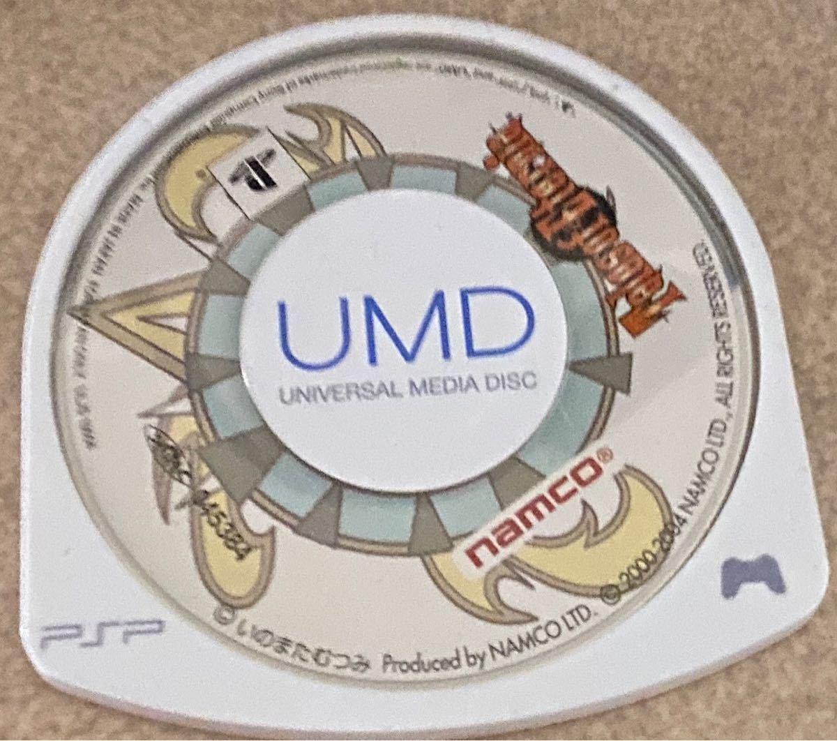 PSP テイルズオブエターニア UMDのみ