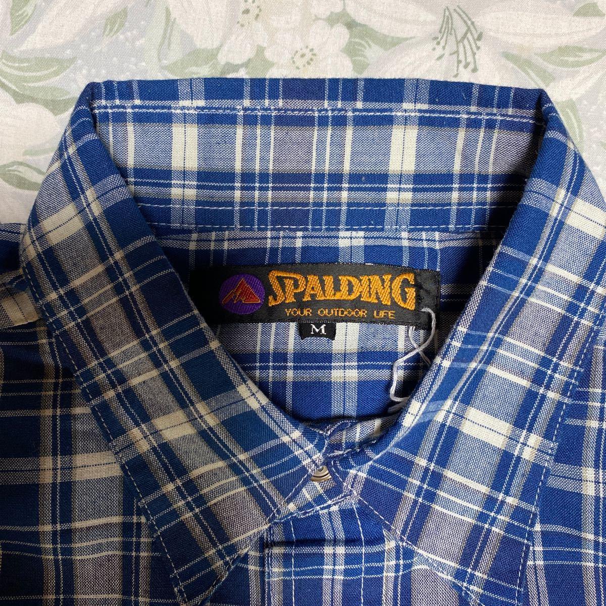 半袖シャツ 半袖 チェックシャツ
