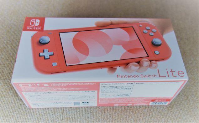 ニンテンドー スイッチライト コーラル / Nintendo Switch Lite / 任天堂スイッチライト本体 / 送料無料