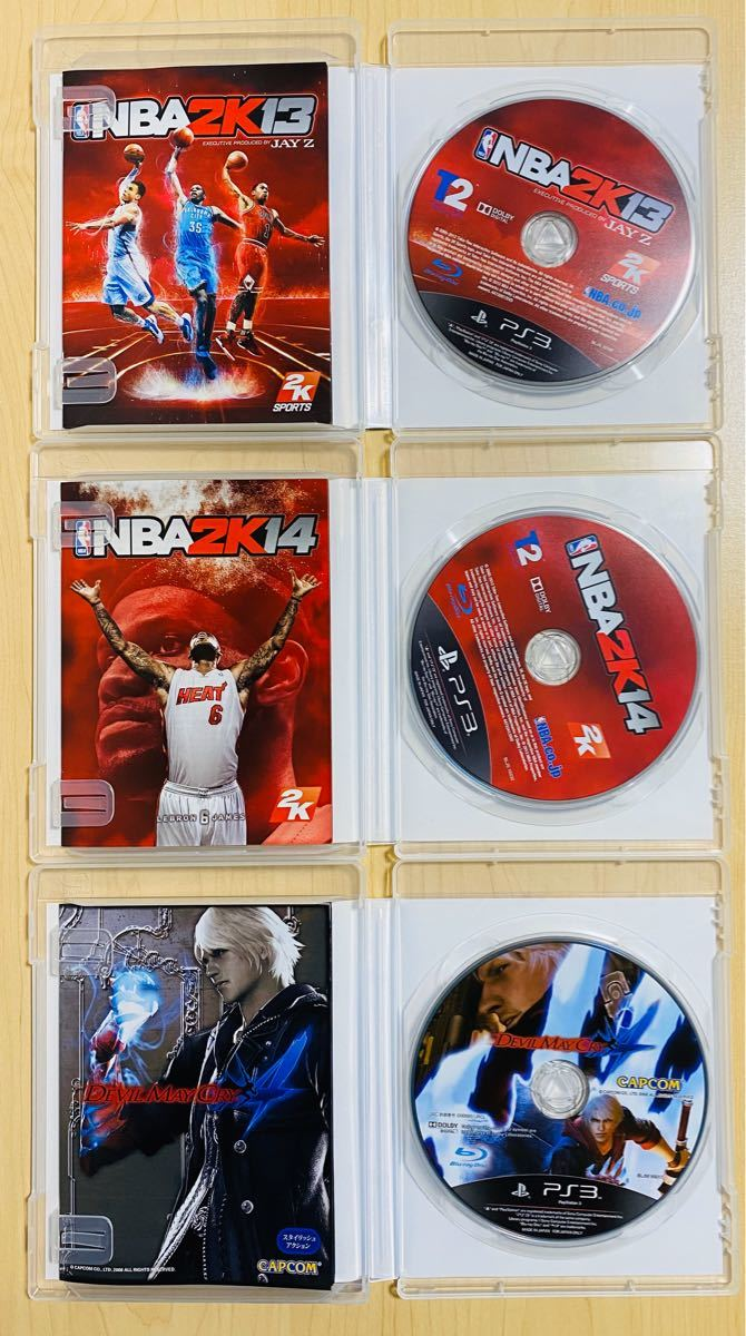 PS3 ソフト 10本 SONY プレーステーション3 バラ売 中古 まとめ10
