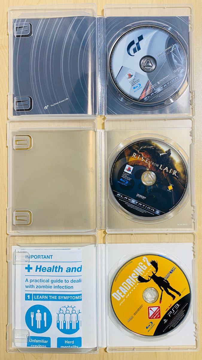 PS3 ソフト 10本 SONY プレーステーション3 バラ売 中古 まとめ11