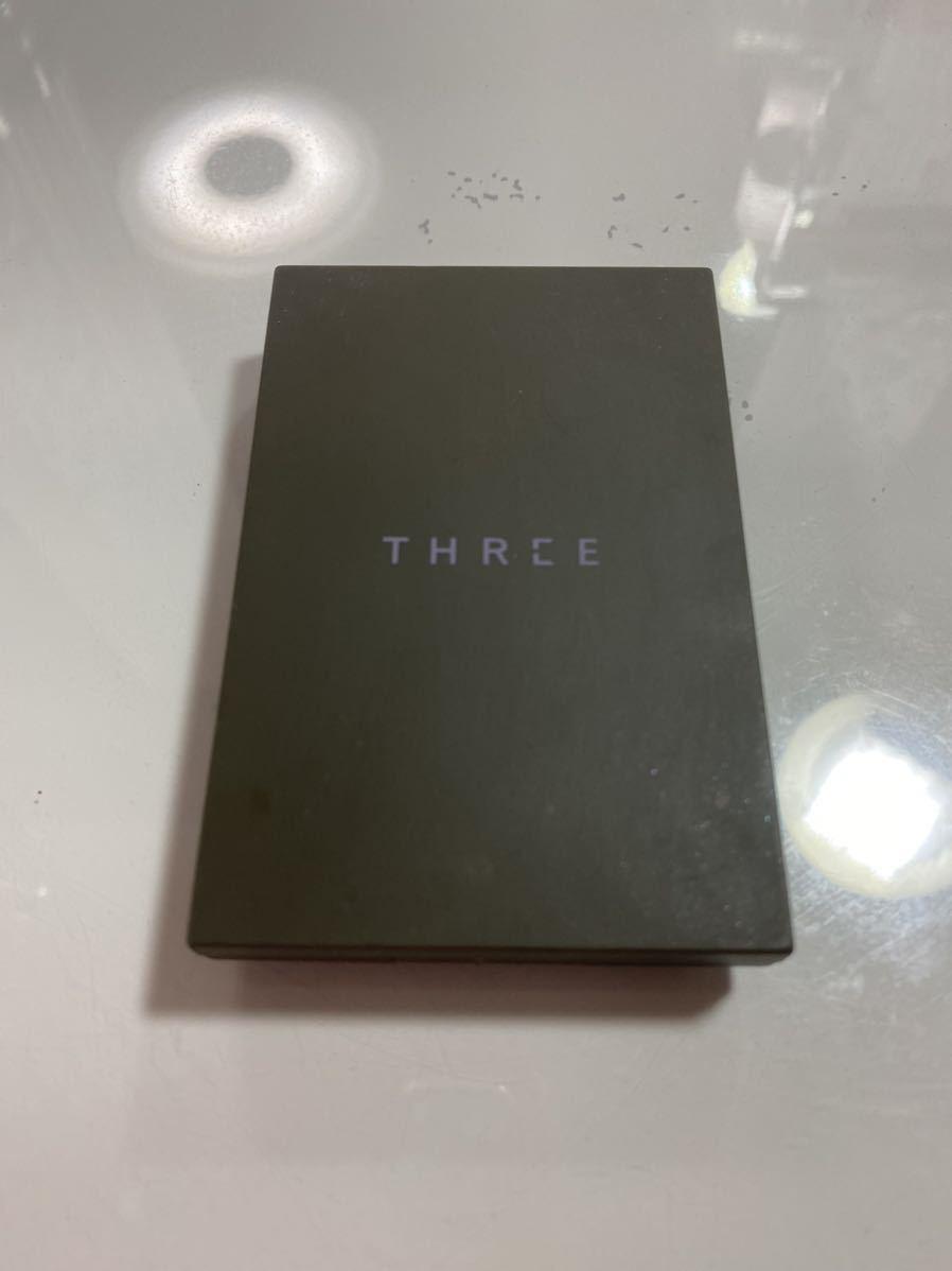 THREE スリー アイシャドウ 4Dアイパレット 05