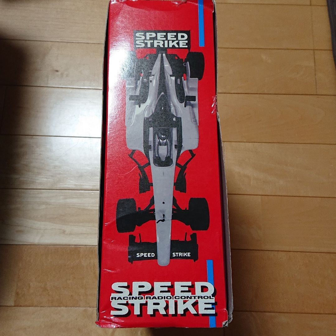 未使用☆SPEED STRIKE レーシング ラジコン
