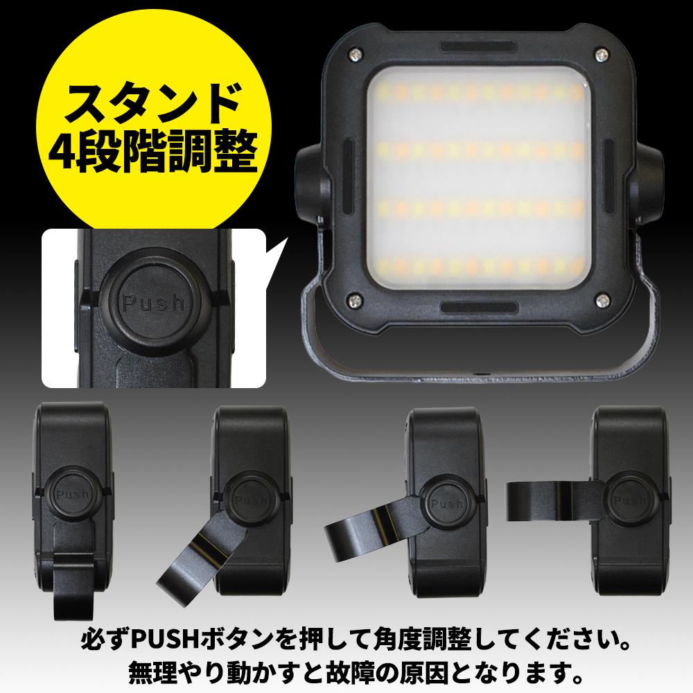 ルボエ LEDランタン モバイルバッテリー内蔵(防水 10000mAh USB充電 15調光 1000ルーメン アウトドア キャンプ用品 連続点灯200時間)A